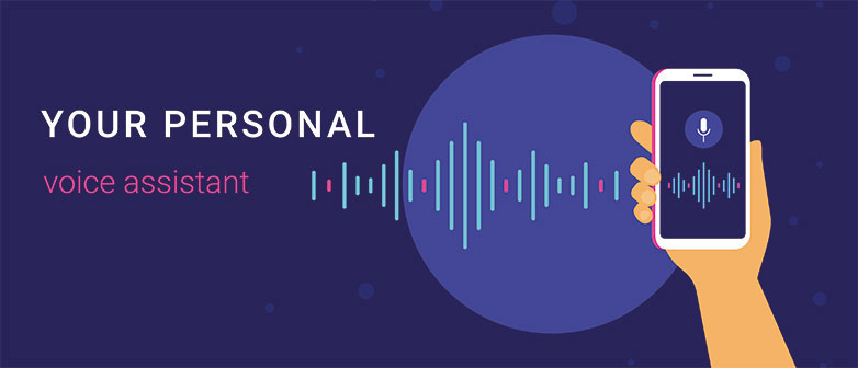 your personal voice assistant
