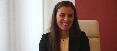 Ana-Maria Wall, Student Master of Science in International Financial Management