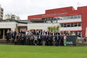 Swiss-US Energy Innovation Days 2015 - HSLU Site Visit
