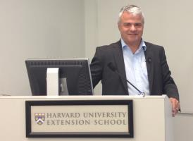 Harvard University 2013, Lectures at GSD and Extension School
