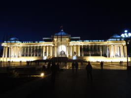 Parliament Building of Mongolia, © PFS