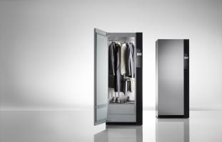 "Fabric care system ""Refresh-Butler"", , © V-ZUG AG"